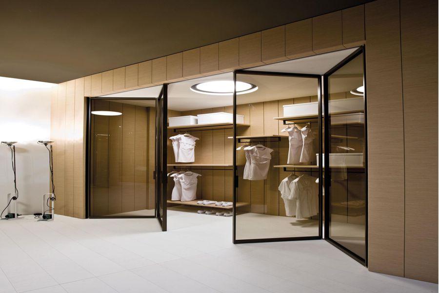 Cabine armadio su misura Milano